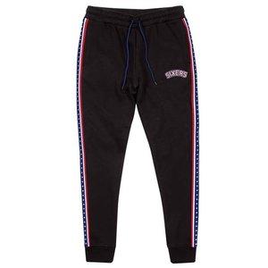 Mitchell & Ness Mitchell & Ness Philadelphia 76ers Stripe Pants Black