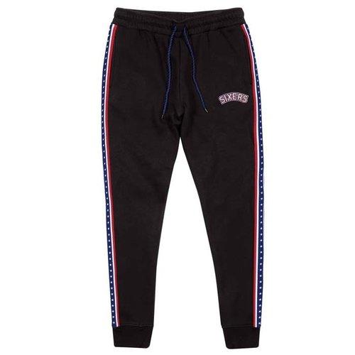 Mitchell & Ness Mitchell & Ness Philadelphia 76ers Stripe Pants schwarz
