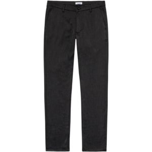 Woodbird Woodbird Steffen Twill Pantalon Dark Grey
