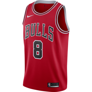 Nike Basketball Nike Zach LaVine Icon Swingman Jersey Chicago Bulls