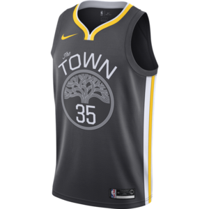 Nike Basketball Nike Kevin Durant Statement Edition Swingman Jersey Golden State Warriors