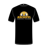 Archipel Culemborg Shooting Shirt Logo Zwart