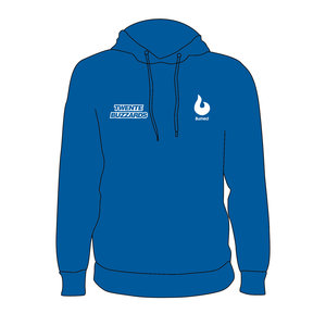 Burned Teamwear Twente Buzzards Hoodie of Vest