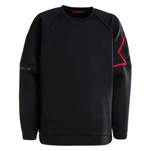 Jordan Jordan Flight Tech Diamond Crewneck Black