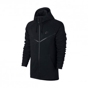Nike Nike Tech Fleece Windrunner Hoodie  Black