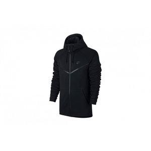 Nike Nike Tech Fleece Windrunner Hoodie Zwart