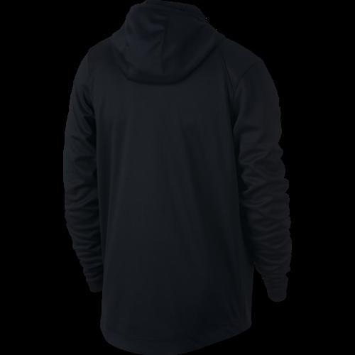 Nike Nike Dri-Fit Full Zip Hoodie Zwart