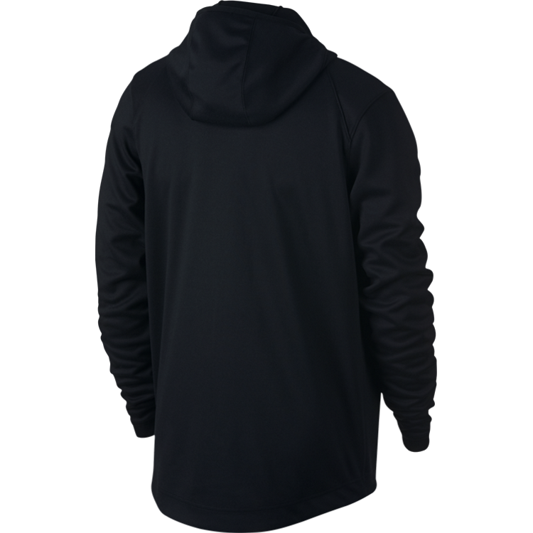 Nike Nike Dri-Fit Full Zip Hoodie Schwarz