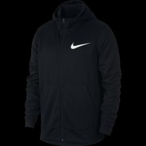 Nike Nike Dri-Fit Full Zip Hoodie Black
