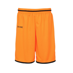 Spalding Spading Move Shorts Kinder Orange