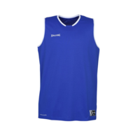 Spalding Move Tank Top Kinder Blau