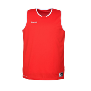 Spalding Spalding Move Tank Top Kids Red