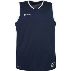 Spalding Spalding Move Tank Top Kinderen Navy