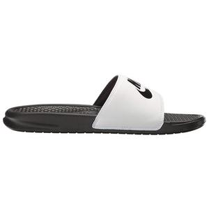 Nike Nike Benassi Just Do It White Black