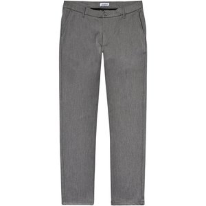 Woodbird Woodbird Steffen Twill Pantalon Light Grey
