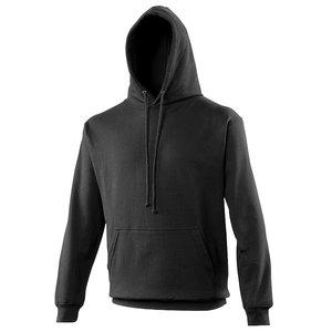 Burned Teamwear T.S.B.V. Pendragon Hoodie Logo Groot Zwart