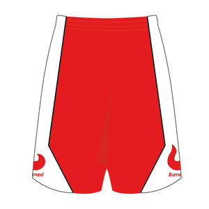 Burned Teamwear T.S.B.V. Pendragon Reversible Training Short