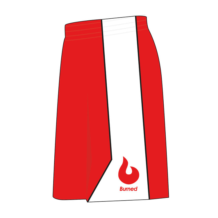 Burned Teamwear T.S.B.V. Pendragon Reversible Training Short