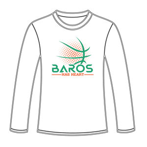 Burned Teamwear EBV Baros Longsleeve Has Heart Wit