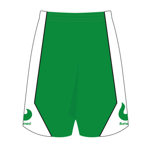 Burned Teamwear EBV Baros Trainings Reversible Short