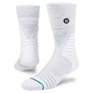 Stance Stance Gameday Socks  Grey White