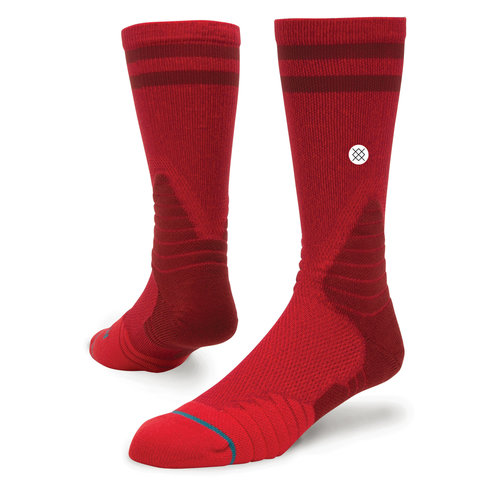 Stance Stance Gameday Socks Red