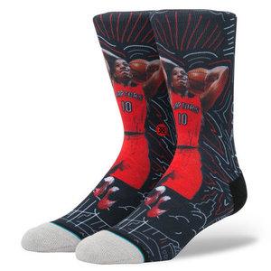 Stance Stance Derozan Sketchbook Socks Black