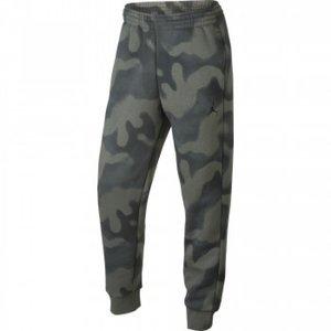 Jordan Jordan Flight Fleece Camo Pants Grün Grau