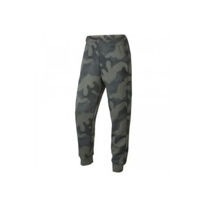 Jordan Jordan Flight Fleece Camo Pants Green Grey
