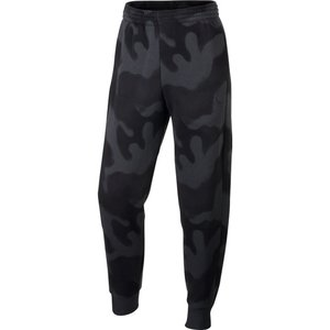 Jordan Jordan Flight Fleece Camo Pants Schwarz Grau