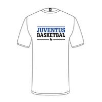 S.B.V. Juventus t-Shirt Tekst Wit
