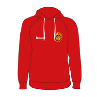 BV Exercitia'73 Hoodie Rood