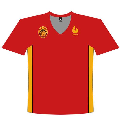 Burned Teamwear BV Exercitia'73 Shooting Shirt