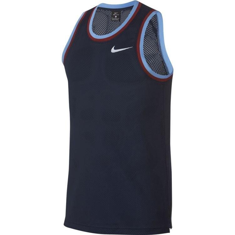 Nike Basketball Nike Dri-Fit Classic Jersey Navy