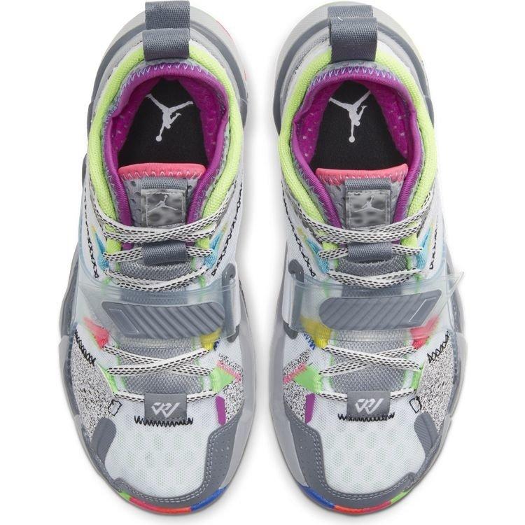 Jordan Basketball Jordan Why Not Zer0.3 Grey (GS)
