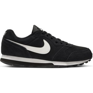 Nike Nike MD Runner 2 Suede Zwart Wit