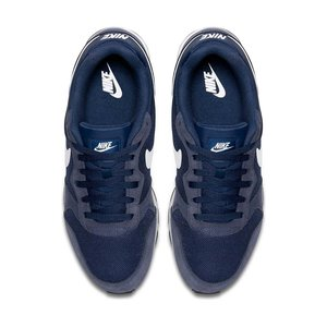 Nike Nike MD Runner 2 Suede Dark Blue White