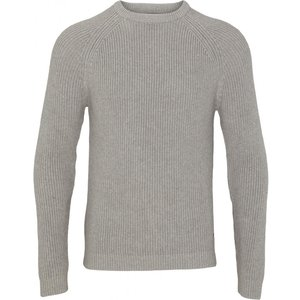Just Junkies Just Junkies Jakko Crew Neck Grey