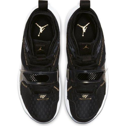 Jordan Basketball Jordan Why Not Zer0.3 Schwarz Gold Weiß