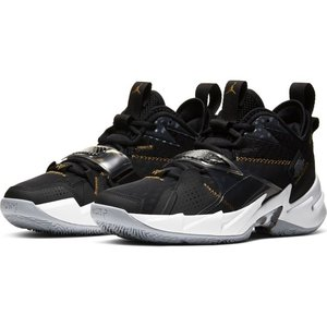 Jordan Basketball Jordan Why Not Zer0.3 Zwart Goud Wit