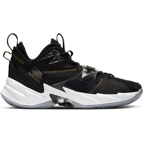 Jordan Basketball Jordan Why Not Zer0.3 Black Gold White