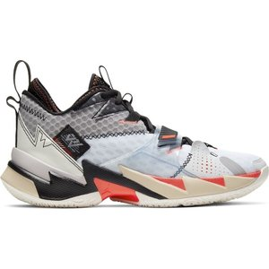 Jordan Basketball Jordan Why Not Zer0.3 Grau Orange