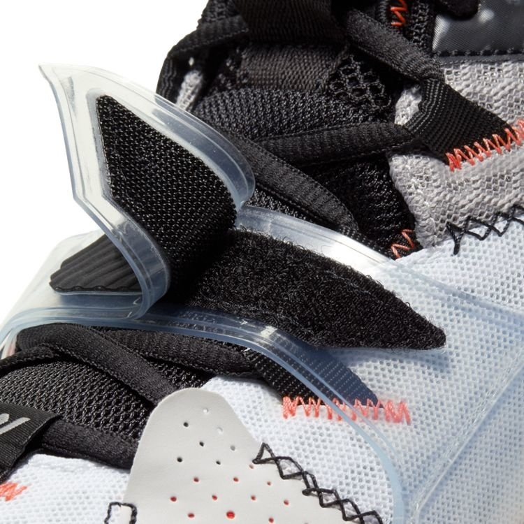 Jordan Basketball Jordan Why Not Zer0.3 Grau Orange