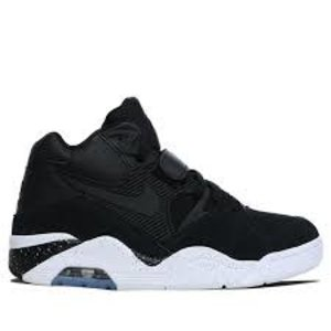 Nike Nike Air Force 180 Schwarz Weiß