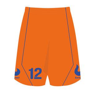 Burned Teamwear JRC Wedstrijd Tenue