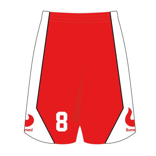 Burned Teamwear O.B.C. Oss Wedstrijd Short