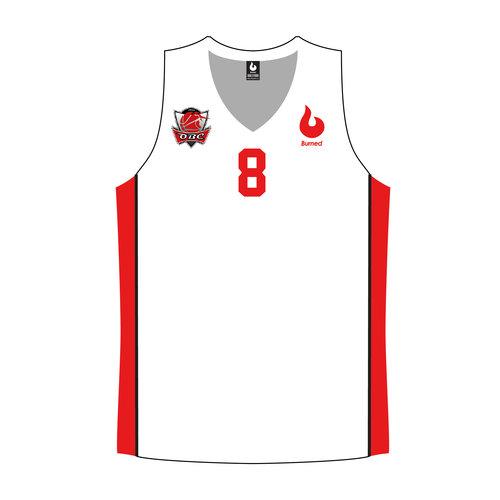 Burned Teamwear O.B.C. Oss Wedstrijd Jersey