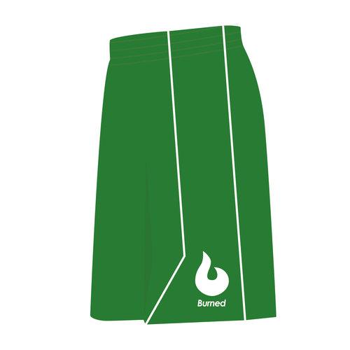 Burned Teamwear Breakstars Baarn Wedstrijd Short