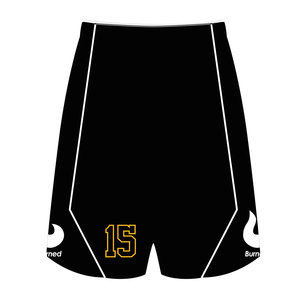 Burned Teamwear Archipel Culemborg Wedstrijd Short