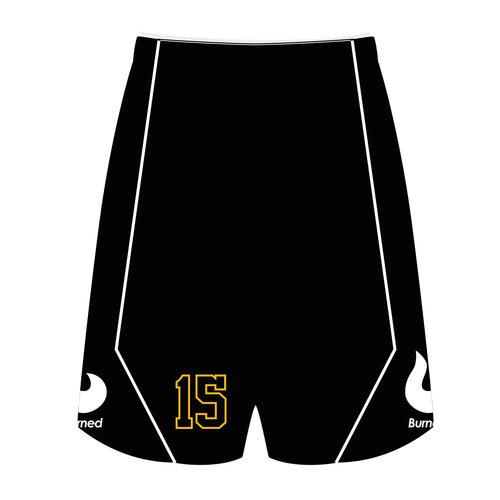 Burned Teamwear Archipel Culemborg Wedstrijd Short